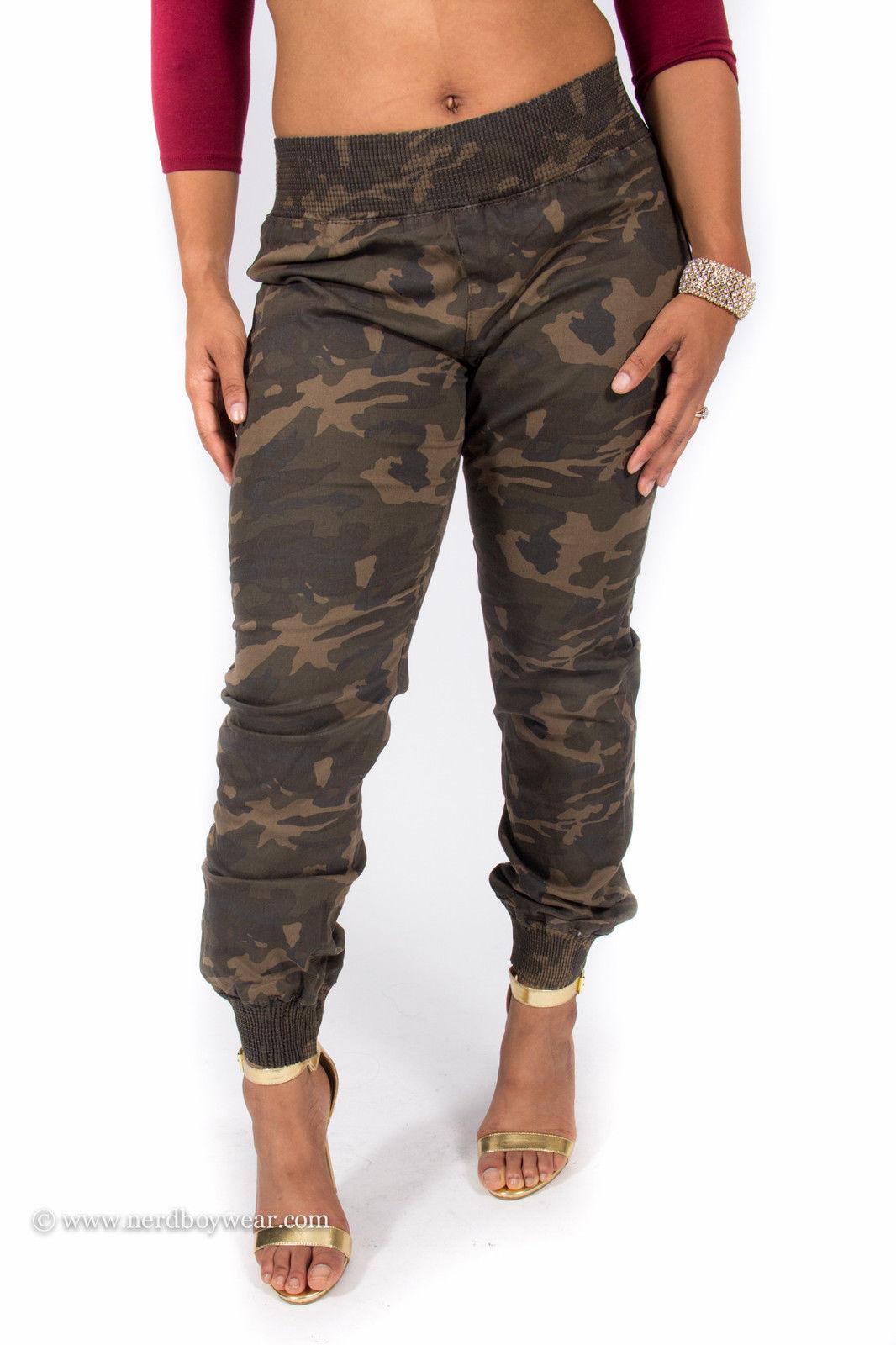 e48b2c18ddb Plus Size camouflage jogger pants - Platinum South Clothing